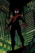 Miles Morales Spider-Man Vol 1 1 Textless