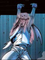 Molly Hayes (Earth-616) from Civil War Young Avengers and Runaways Vol 1 2 0001