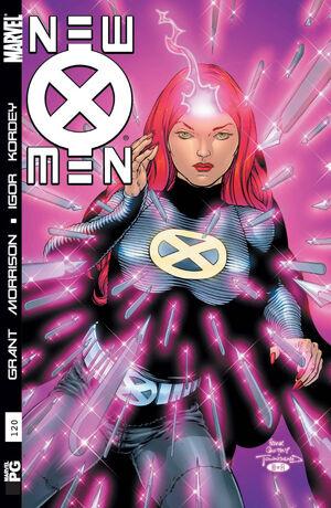 New X-Men Vol 1 120