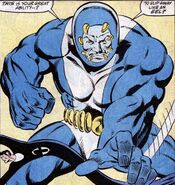 Orka (Earth-616) from Avengers Annual Vol 1 18 0001