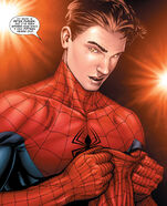 Peter Parker (Earth-616) from Civil War Vol 1 1 0001