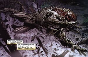 Predator X from Uncanny X-Men Vol 1 492 001