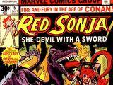Red Sonja Vol 1 5