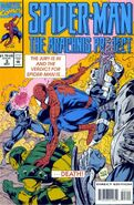Spider-Man The Arachnis Project Vol 1 3