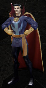 Stephen Strange (Earth-6109) from Marvel Ultimate Alliance 001