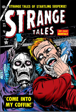 Strange Tales Vol 1 28