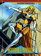 Susan Storm (Earth-616) from Marvel Universe Cards Series IV 0001