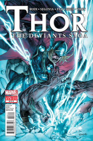 Thor The Deviants Saga Vol 1 3