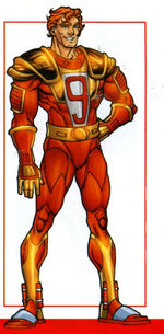 Wallace Jackson (Earth-616) from Official Handbook of the Marvel Universe A-Z Update Vol 1 4 0001