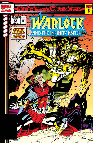 Warlock and the Infinity Watch Vol 1 24