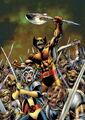 Wolverine First Class Vol 1 4 Textless