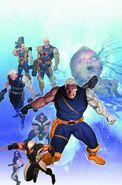 X-Men Future History Messiah War Sourcebook Vol 1 1 Textless