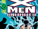 X-Men Unlimited Vol 1 8