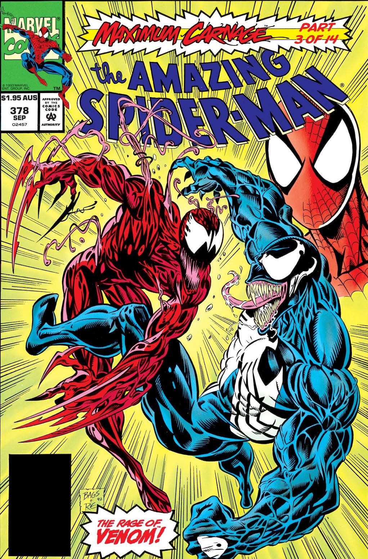 Amazing Spider-Man Vol 1 378