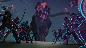 Avengers (Earth-12041) and Phantoms from Marvel's Avengers Assemble Season 1 3 001