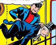 Barney Mullen (Earth-616) from Daring Mystery Comics Vol 1 1 0001