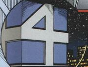 Baxter Building from Gen¹³ Fantastic Four Vol 1 1 001