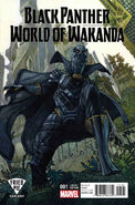 Black Panther World of Wakanda Vol 1 1 Fried Pie Exclusive Variant