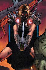 Brunnhilde (Earth-10011) from Thanos Imperative Vol 1 1 0001