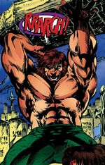 Calvin Zabo (Earth-295) from Tales from the Age of Apocalypse Sinister Bloodlines Vol 1 1 0002
