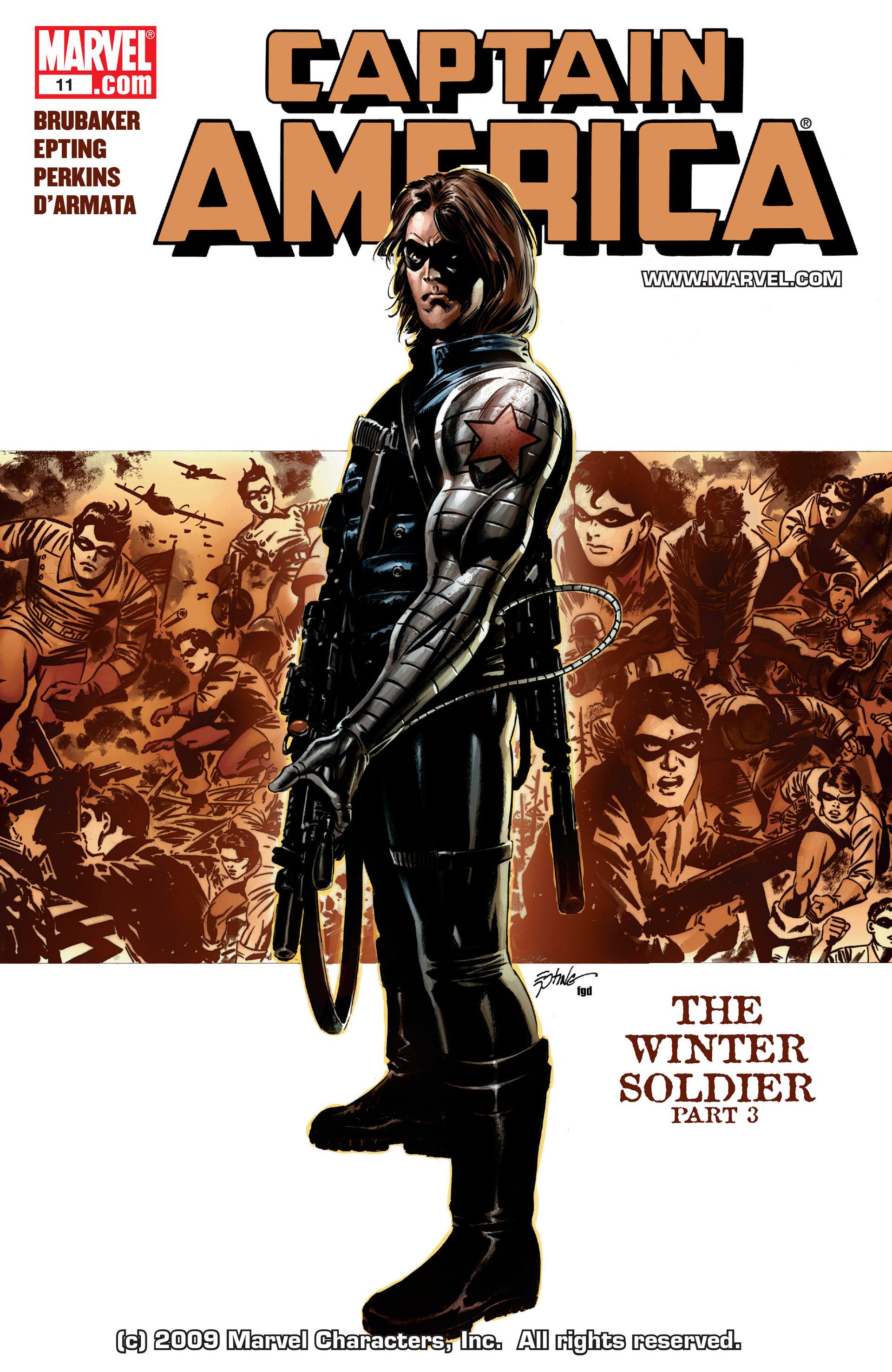 Captain America Vol 5 11