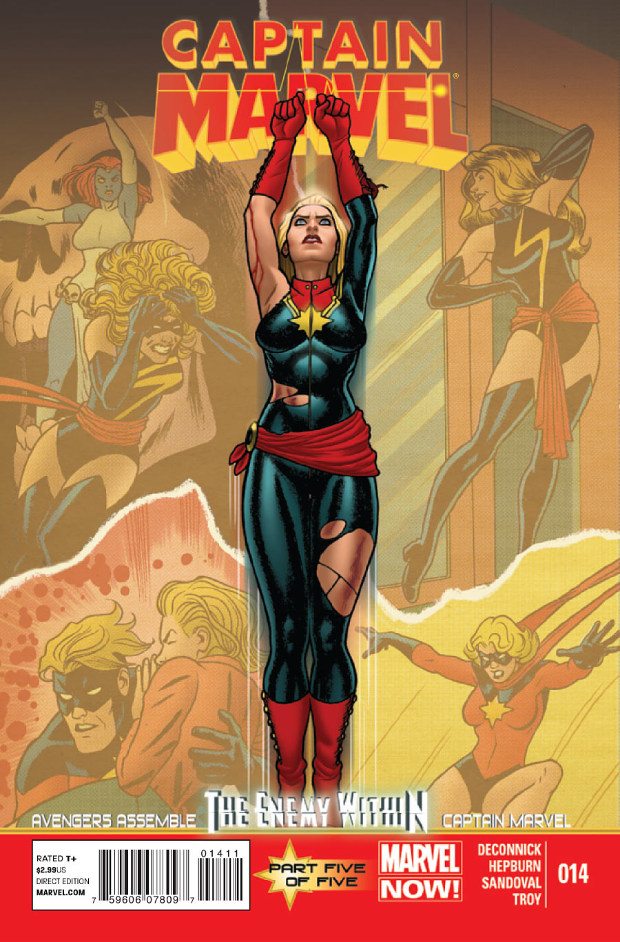 captain marvel 7 preview