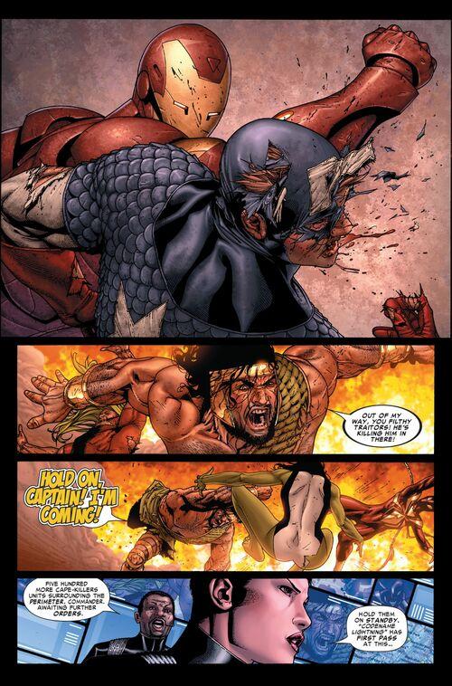 Civil War Vol 1 3 page 20