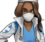 Claire Temple (Earth-TRN562) from Marvel Avengers Academy 005