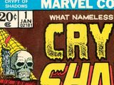 Crypt of Shadows Vol 1 1