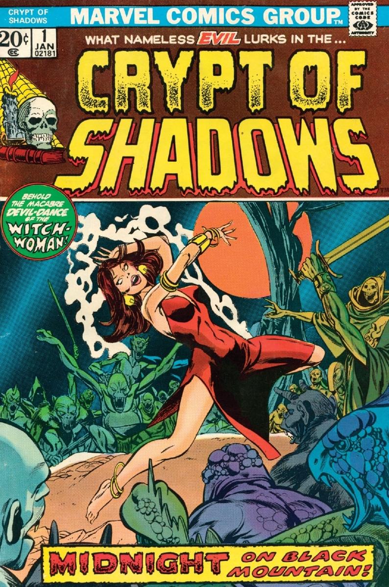 Crypt of Shadows Vol 1 1