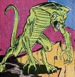 Damballah (Demon) (Earth-616) from Silver Surfer Annual Vol 1 2 001