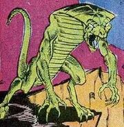 Damballah (Demon) (Earth-616) from Silver Surfer Annual Vol 1 2 001