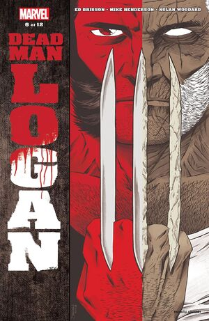Dead Man Logan Vol 1 6