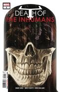 Death of Inhumans Vol 1 1