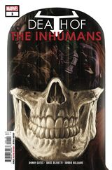 Death of Inhumans Vol 1 1