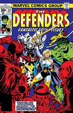 Defenders Vol 1 50