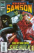 Doc Samson Vol 1 2