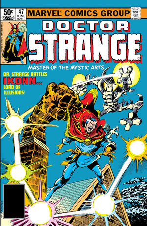 Doctor Strange Vol 2 47