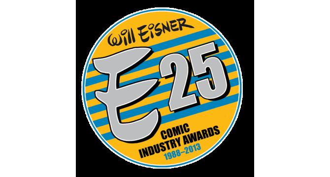 Eisner Awards 2013 Logo Slider