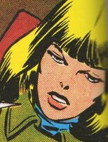 Elizabeth Braddock (Earth-616) from Captain Britain Vol 1 8 0002