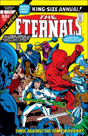 Eternals Annual Vol 1 1