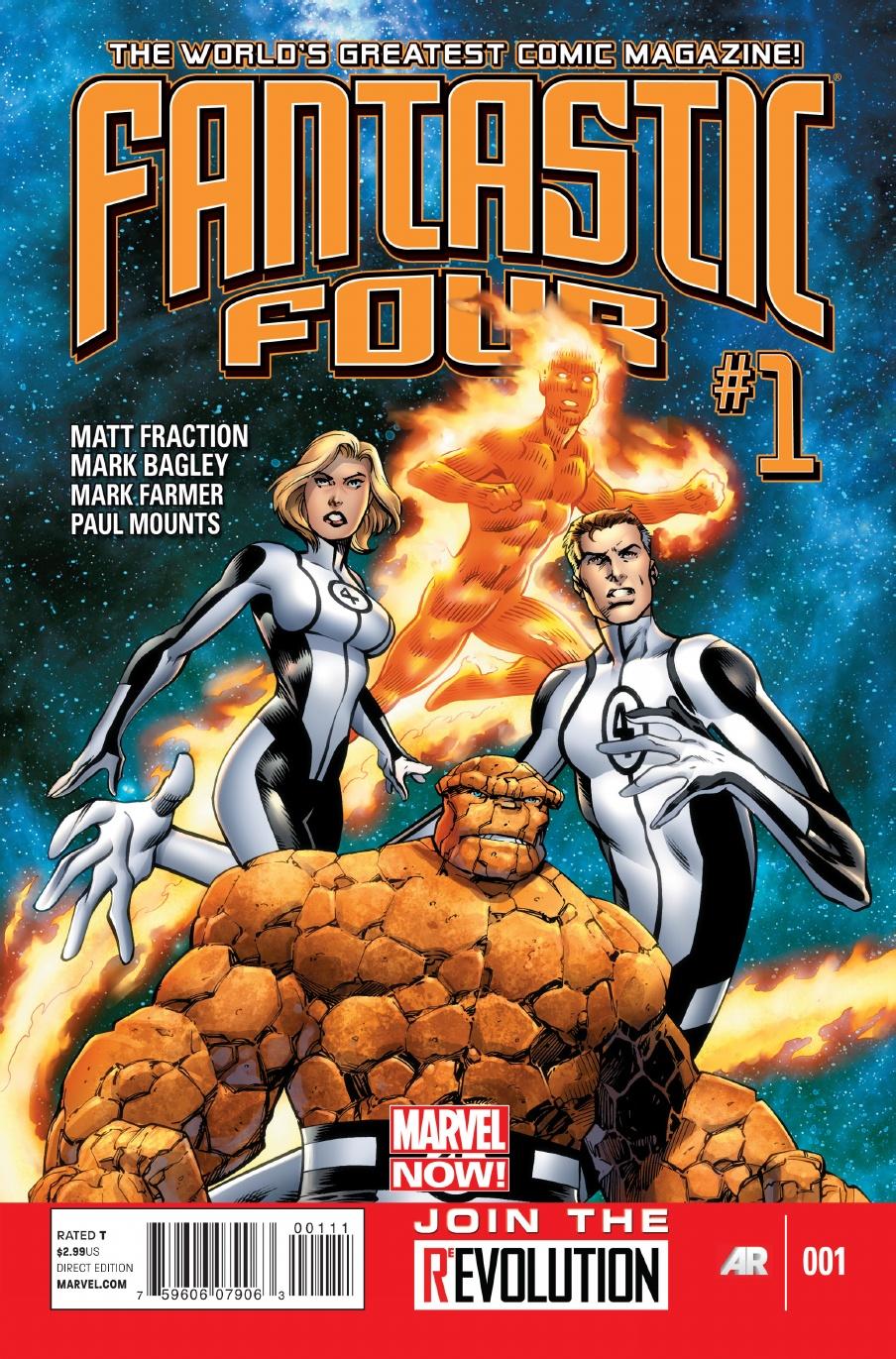 fantastic four vol    marvel database  fandom powered by wikia - fantastic four vol