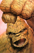 Fantastic Four Vol 6 1 NYCC Exclusive Marvelocity Ben Grimm Variant