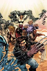 First X-Men Vol 1 1 Textless