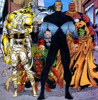 Freakshow (Earth-928) from X-Men 2099 Vol 1 14 0001