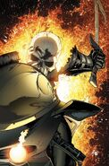 Ghost Rider Vol 7 8 Textless