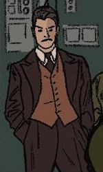 Howard Stark (Earth-86315) from Exiles Vol 3 8