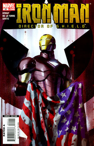 Invincible Iron Man Vol 1 22