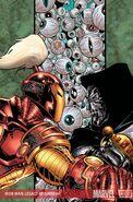 Iron Man Legacy of Doom Vol 1 4 Textless