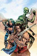John Carter World of Mars Vol 1 4 Textless